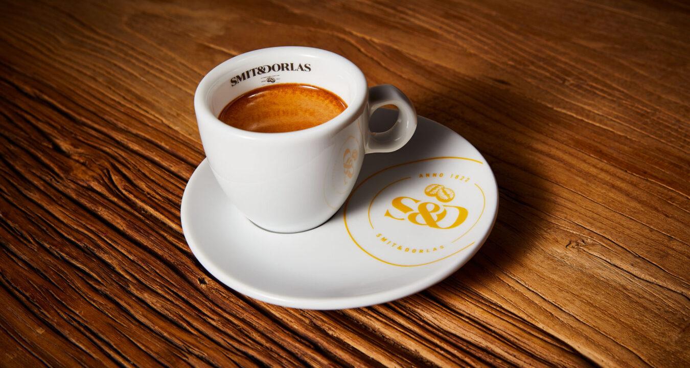Koffiepresentatie