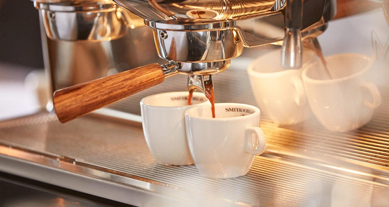 Koffie voor horeca van Smit&Dorlas