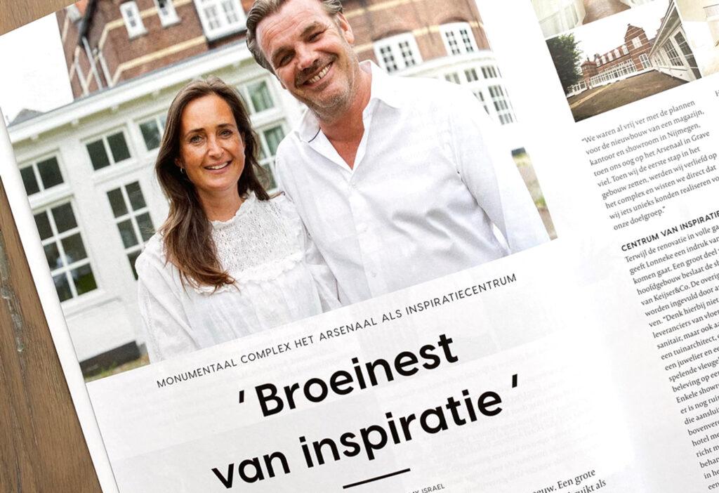 Interview in Nijmegen Business